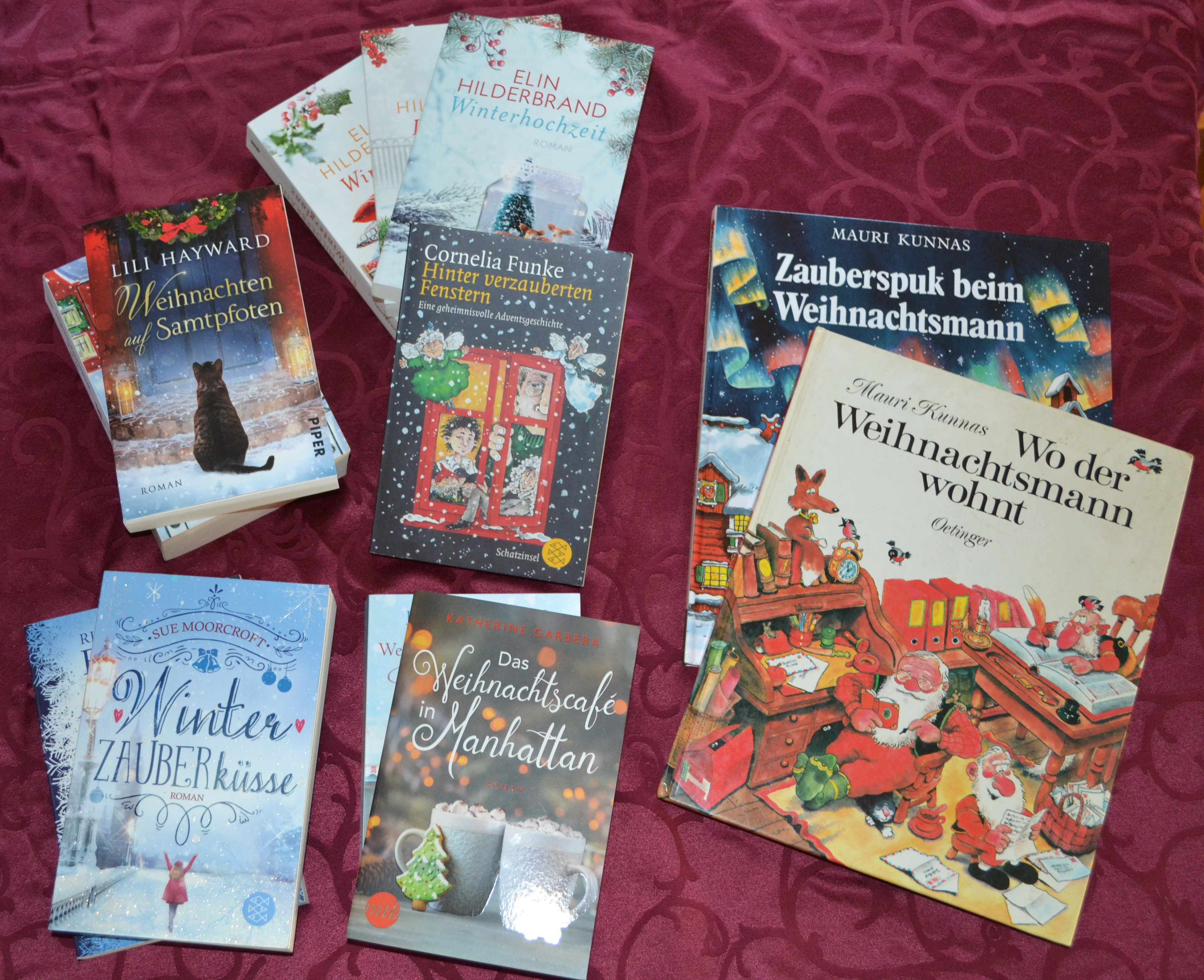 Weihnachtsmann, Wichtel und Rentiere: Ich bin der weltgrößte Fan von ...